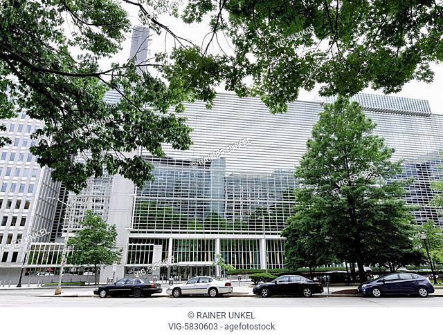 USA : World Bank in Washington , 21.05.2017 - Washington, District of Columbia, USA, 21/05/2017