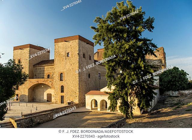 Badajoz Alcazaba, Extremadura, Spain