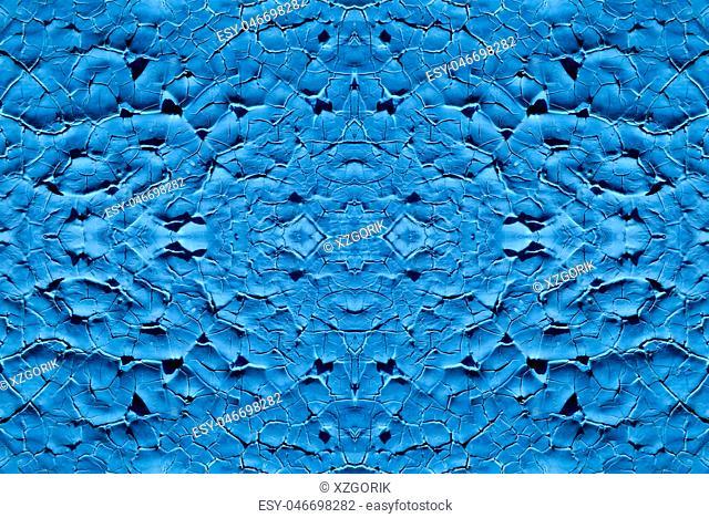 Background big size, blue color