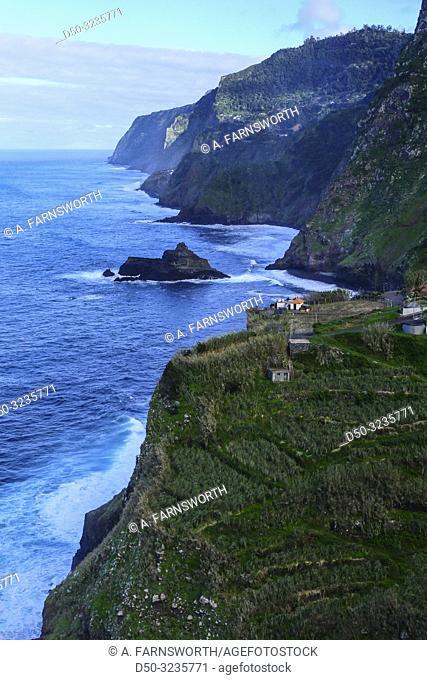 Sao Jorge, Madeira, Portugal Atlantic Ocean views