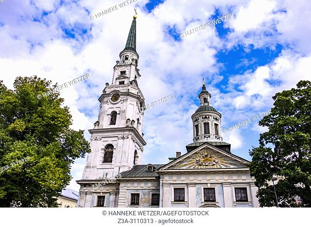 St. Peter and St. Paul Church in Riga, Latvia, Baltic States