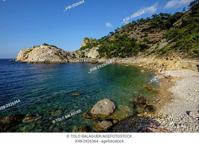 Es Portitxol, Municipio de Sant Joan de LabritjaIbiza, Balearic Islands, Spain