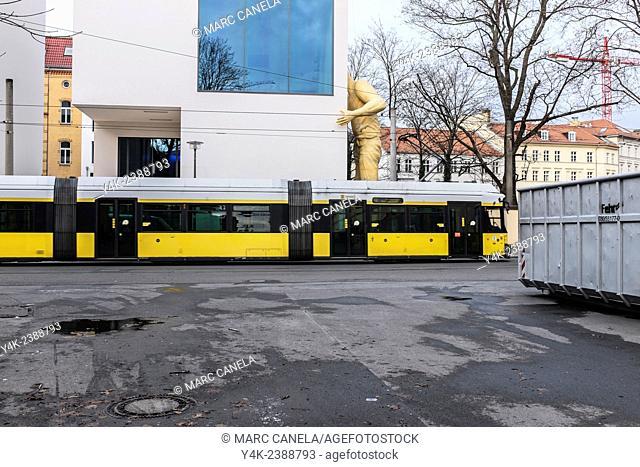 Europe, Germany, Berlin, Tram, Trolley, streetcar, tramcar