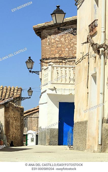 Javalambre mountains Valacloche village Teruel province Spain