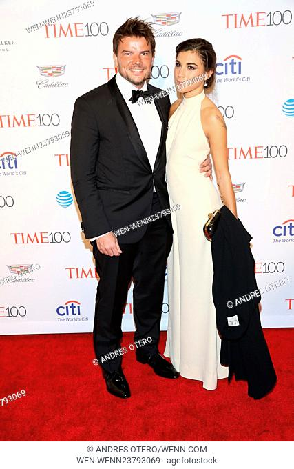 2016 Time 100 Gala, Time's Most Influential People In The World at Jazz at Lincoln Center at the Times Warner Center - Arrivals Featuring: Bjarke Ingels Where:...