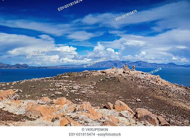 Isla Del Sol. Island of the Sun