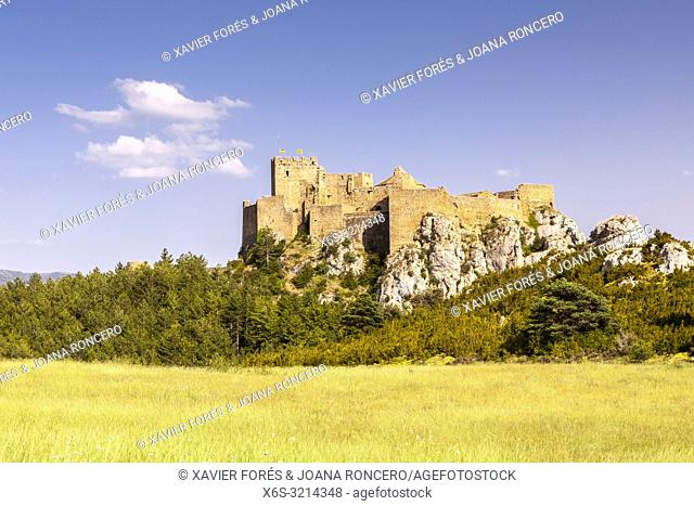 Romanesque Castle of Loarre, Loarre, Huesca, Spain