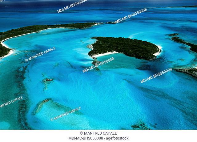 Caribbean - Bahamas - Exumas islands