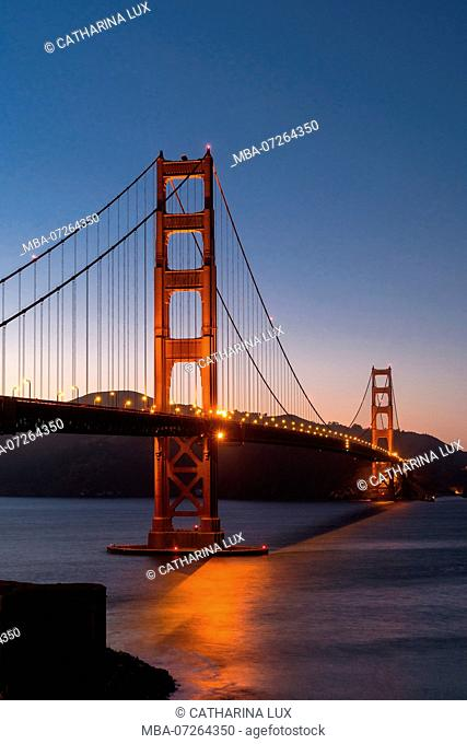 San Francisco, California, Golden Gate Bridge
