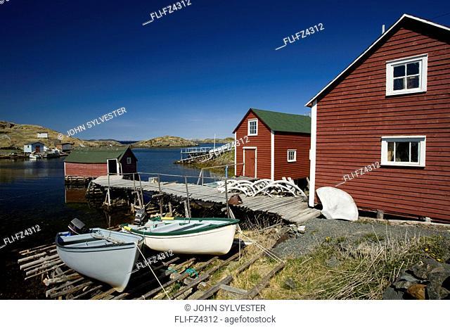 Change Islands, Newfoundland & Labrador