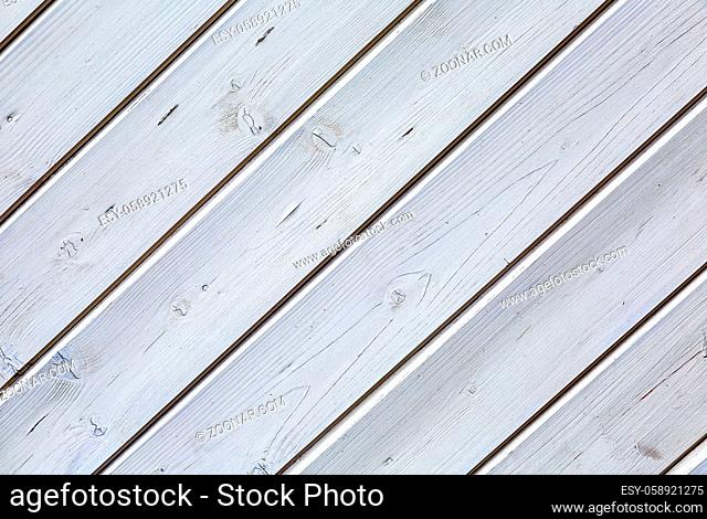 Wooden planks with natural patterns as background, gray wooden board texture