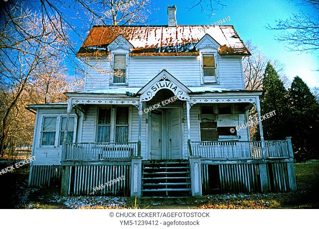 Silvia's Old House