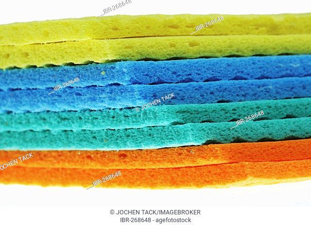 Household item, sponge cloth