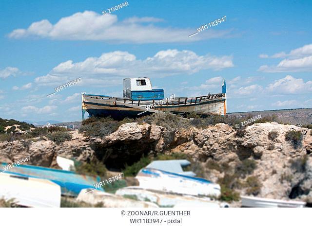 Soul Seller ashore