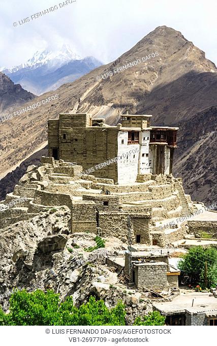 Baltit Fort, Hunza Valley, Karakoram Range, Karimabad, Pakistan