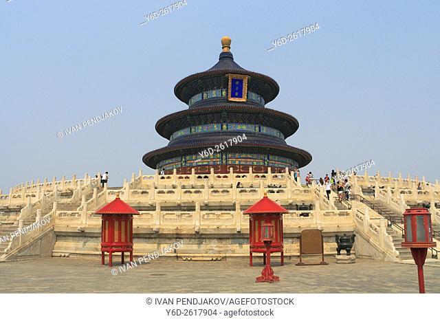 Temple of Heaven Complex, Beijing, China