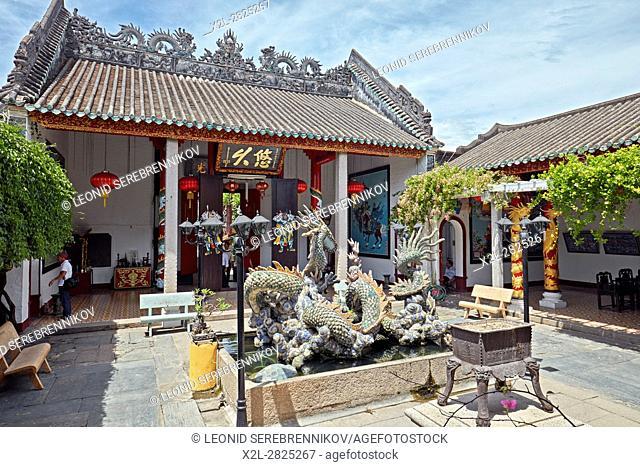 Cantonese (Quang Trieu) Assembly Hall. Hoi An Ancient Town, Quang Nam Province, Vietnam