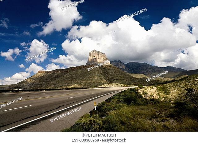 El Capitan Guadalupe Mountains NP Texas