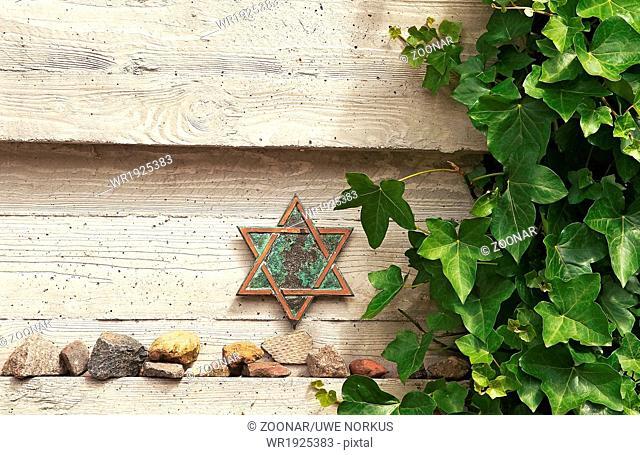 Jewish Graveyard Berlin Germany