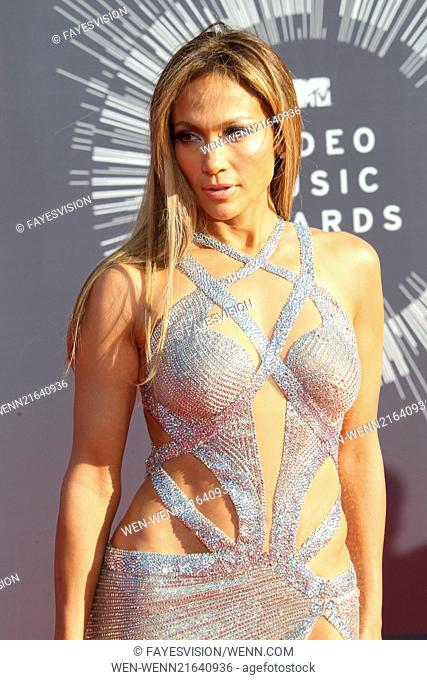 2014 MTV Video Music Awards at The Forum Featuring: Jennifer Lopez Where: Inglewood, California, United States When: 24 Aug 2014 Credit: FayesVision/WENN