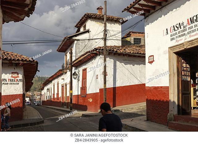 Patzcuaro, Estado de Michoacán, México, América