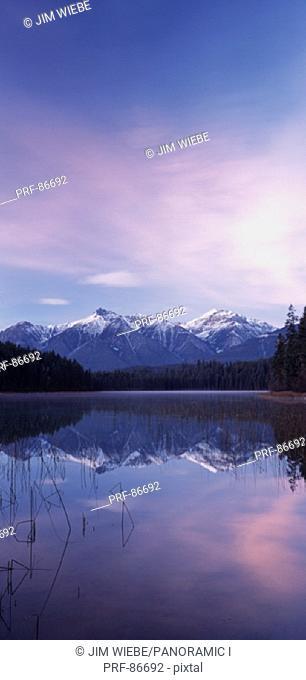 Cleland Lake British Columbia Canada