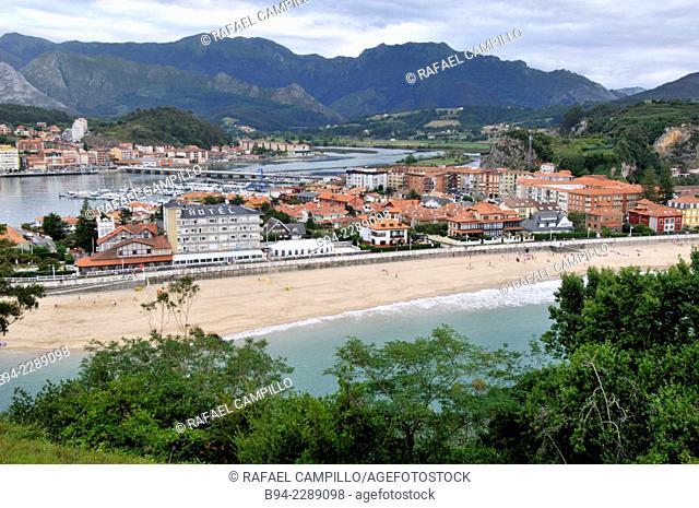 Ribadesella. Principality of Asturias. Spain