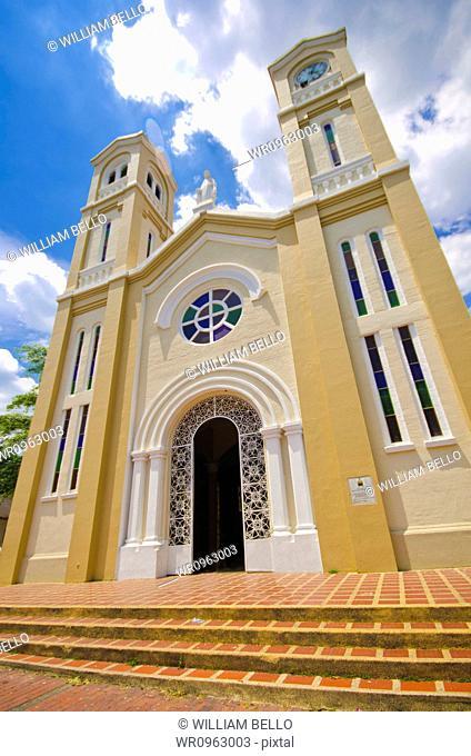 Church of the Immaculate Conception, Restrepo, Meta, Villavicencio, Colombia