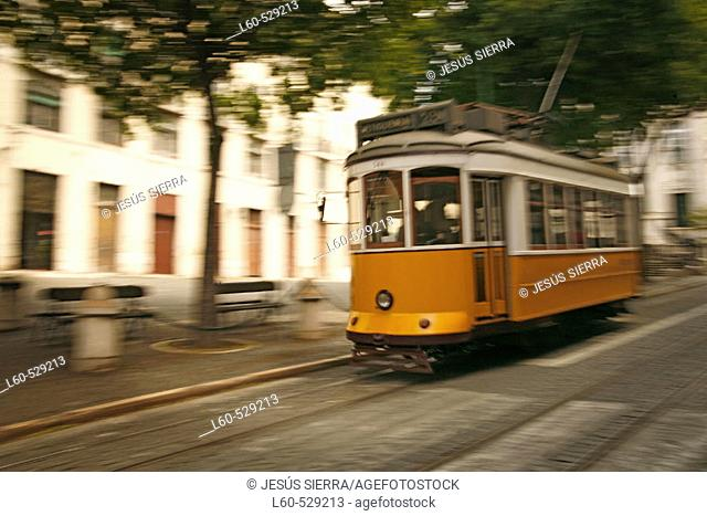 Alfama. Lisbon. Portugal