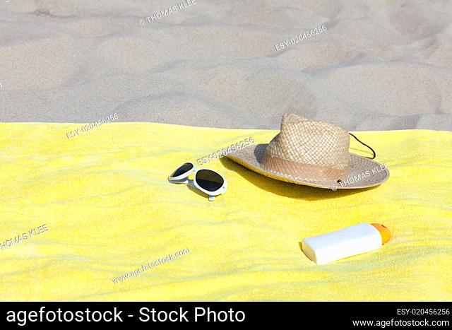 Badeurlaub am Sandstrand der Ostsee