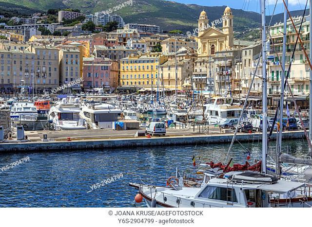 Bastia, Haute-Corse, Corsica, France