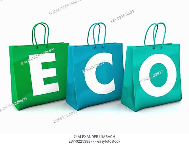Shopping Bags ECO