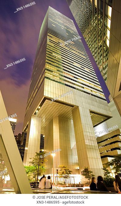 Citicorp, CitiGroup Center Building by Edward Larrabee Barnes, 601 de Lexington Avenue, 53 Street, Midtown, Manhattan, New York City, New York, USA