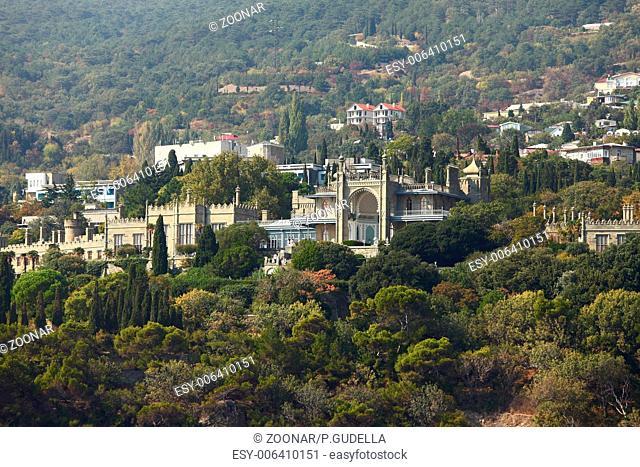 Palace in Crimea