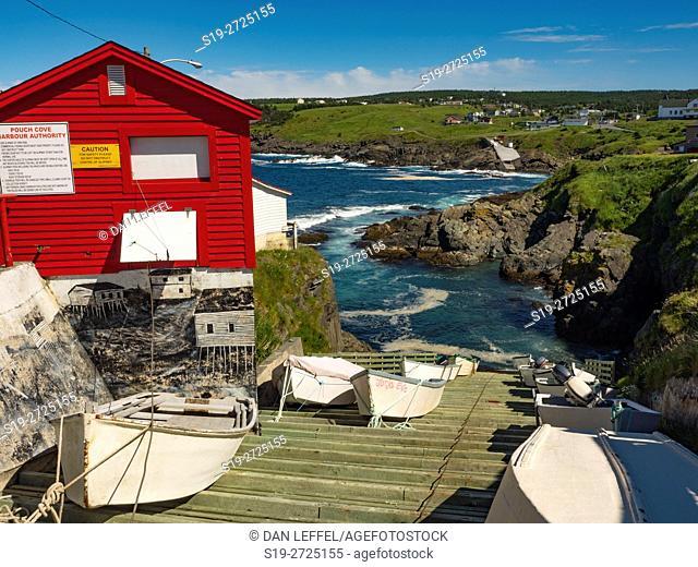 Newfoundland Harbor