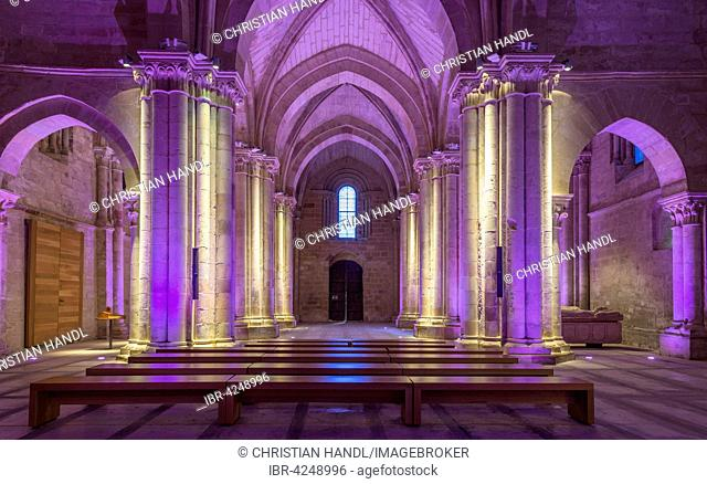 Santa Clara monastery, Aguilar de Campoo, Castilla y Leon, Castile and Leon, Spain
