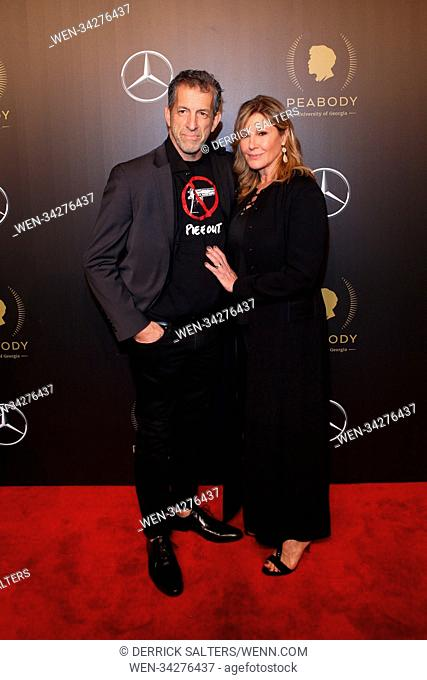 The 77th Annual Peabody Awards, held at Cipriani Wall Street in New York City. Featuring: kenneth cole, Maria Cuomo Cole Where: New York City, New York