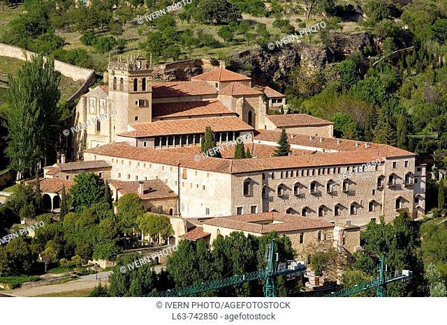 Santa Maria del Parral monastery, Segovia. Castilla-Leon. Spain