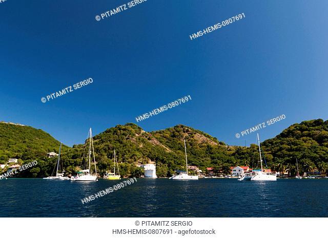 France, Guadeloupe (French West Indies), Les Saintes, Terre de Haut, Le Bourg