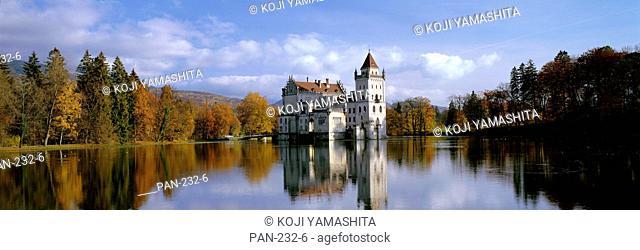 Anif Castle, Austria, No Release