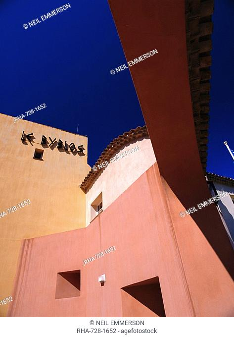 Byblos Hotel, St. Tropez, France