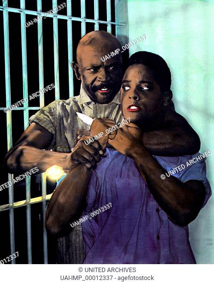 Auf den Straßen von L.A., (ON THE STREETS OF L.A. / DANGEROUS RELATIONS) USA 1992, Regie: Georg Stanford Brown, LOUIS GOSSET JR