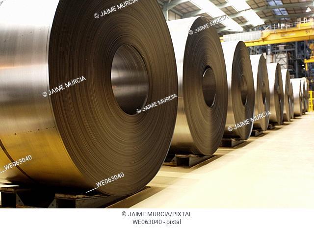 Flat steel production Australia