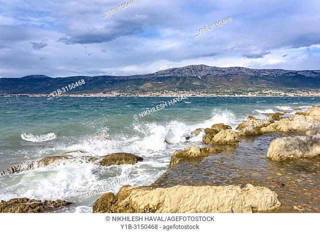 Bene Beach, Marjan Hill, Split, Croatia