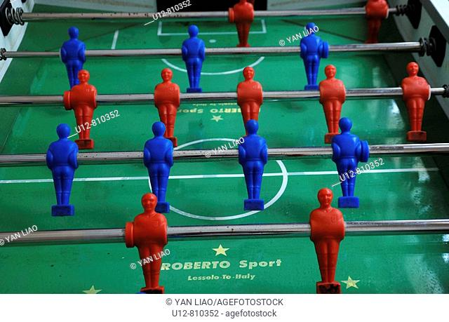 Kicker Game