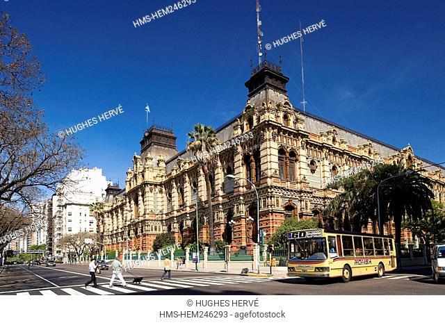 Argentina, Buenos Aires, Palacio de las Aguas Corrientes