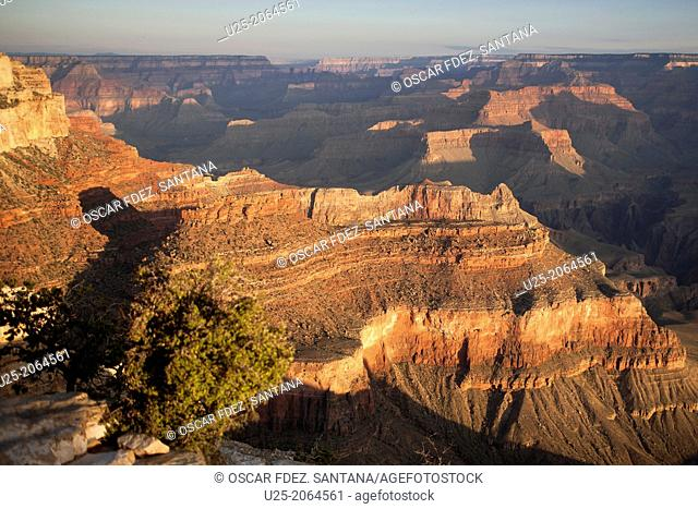 South Rim, Grand Canyon National Park, Tusayan, Arizona, USA