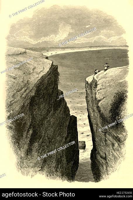 'Purgatory', 1872. Creator: Frederick William Quartley