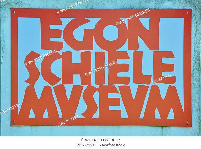 Egon-Schiele-Museum in Tulln, Niederösterreich, Österreich, Kunst, Kultur, Egon Schiele, Künstler, Österreich, Museum, Museum für bildende Kunst