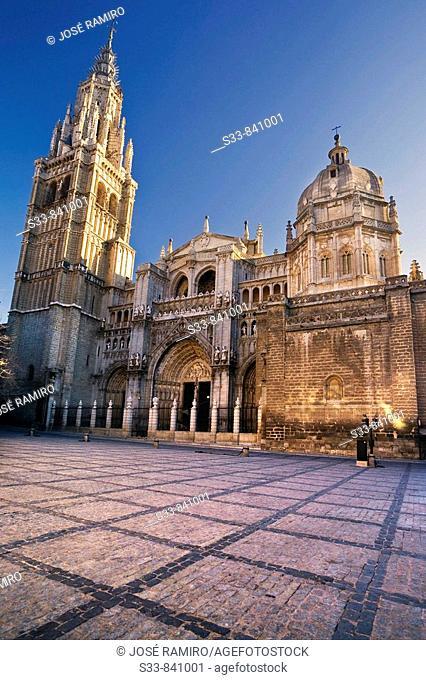 Catedral de Toledo. Castile-La Mancha, Spain